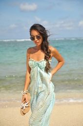 Kleid Antibes Moonstone Sea Mist
